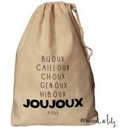 """Baluchon XL """"Joujoux"""""""