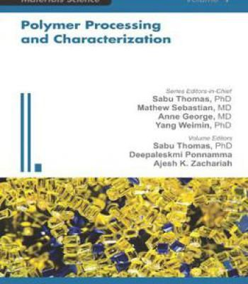 Polymer Processing And Characterization PDF