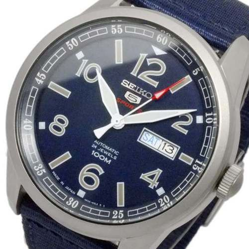 Seiko 5 Sports Men's Automatic 100m Watch SRP623J1 - In Stock, Free Next Day Delivery, Our Price: £164.99, Buy Online Now