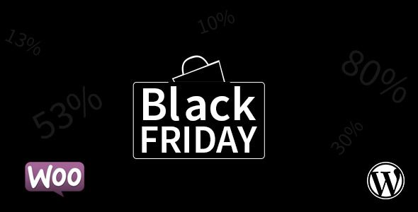 Woocommerce Black Friday - Wordpress/Facebook