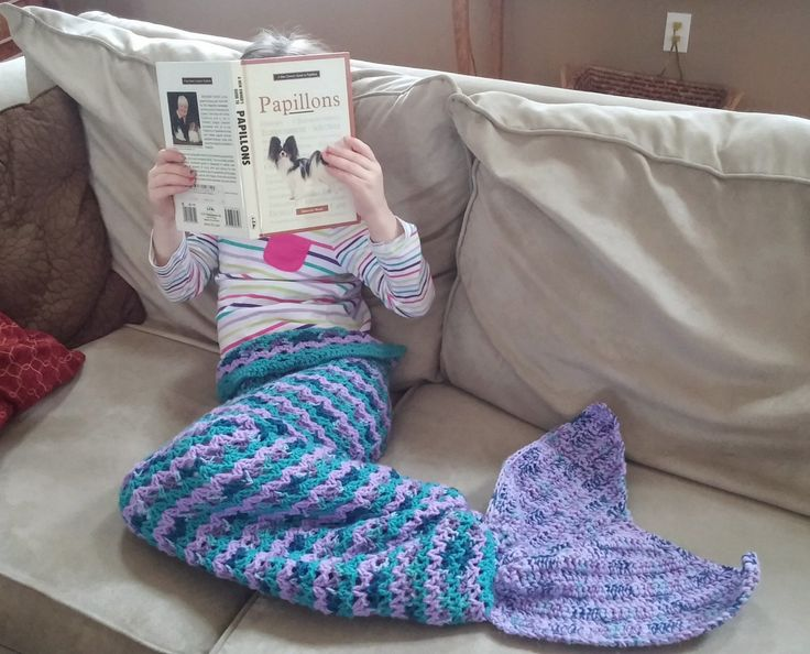 Child Size Crochet Mermaid Tail Snuggle Sack PATTERN Mermaid Tail Pattern Mermaid Blanket Pattern CrochetingwithClaire 4.50 USD