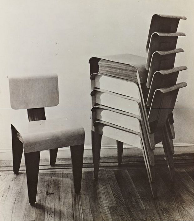 Furniture In The Marcel Breuer Archive 7