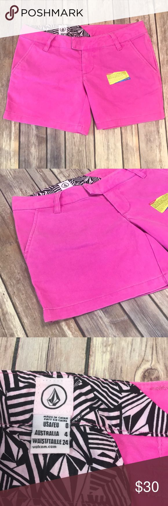 NWOT Volcom Shorts NWOT Volcom shorts size Size 0 Or size 1 available. Volcom Shorts