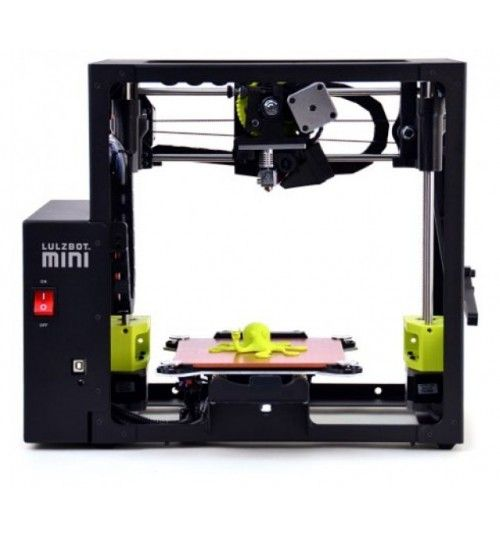 LulzBot Mini a reliable desktop 3D printer for home users, makers, designers, engineers, architects