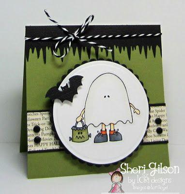 By LORi Designs Tuesday - Peek and Boo