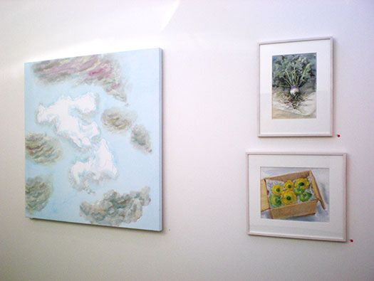 Installation view of 'Janet Dawson', 2 - 27 July 2013, at Stella Downer Fine Art