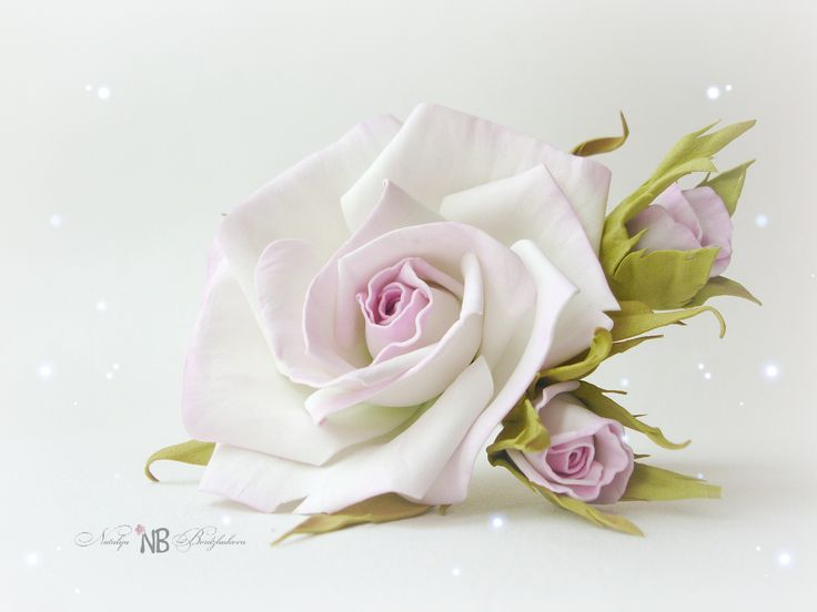 Rose ревелюр фоамиран foamiran
