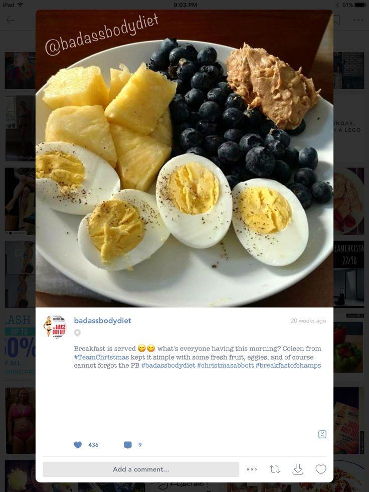 All New Diet From Fitmark Ambassador Christmas Abbott