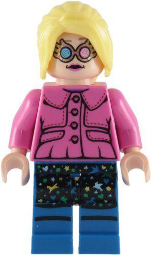 LEGO Harry Potter: Luna Lovegood Minifigure: Amazon.co.uk: Toys & Games