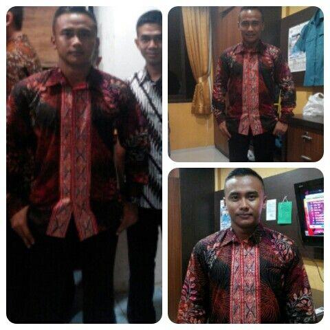 Sila Butik Batik , Mens Wear Batik Collection, https//batiktulismadurasila.wordpress.com, 081235424007