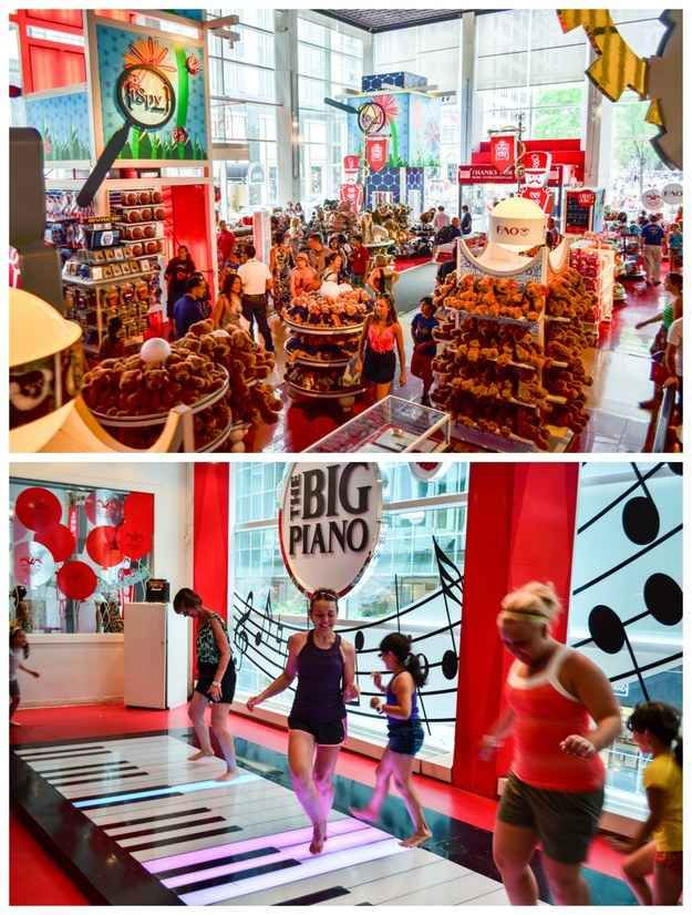 FAO Schwartz in New York, New York   17 Toy Stores That Will Change Your Kids' Lives