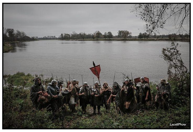 Die Wacht am Rhein. Legio XXI Rapax.