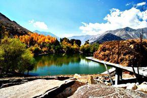 Nako Lake in Himachal Pradesh