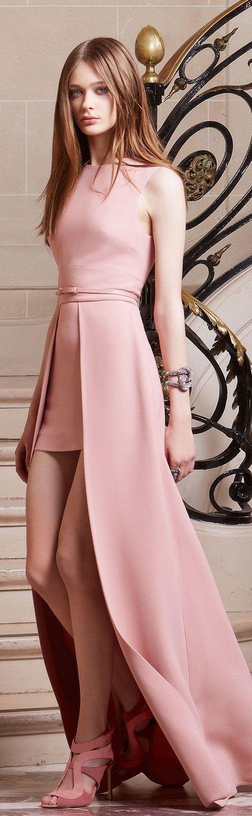 36 best vestido de festa rosa claro images on Pinterest | Cute ...