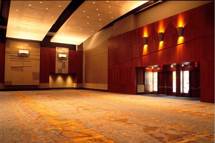 Greater Richmond Convention Center Ballroom
