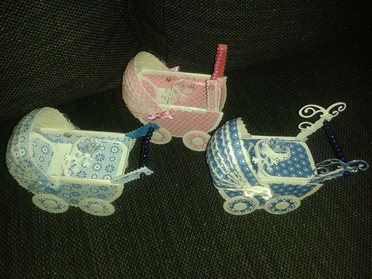 Kinderwagen ... Geldgeschenk zur Geburt