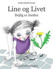 Line og Livet 1 er en bog til læsetræning.