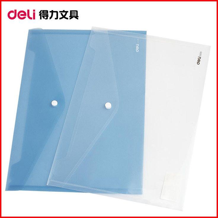 Snap bag PP filling products effective A4 transparent button bag wholesale plastic bags 8pcs/set
