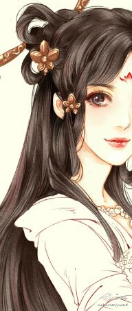 by Chinese illustrator Ibuki Satsuki