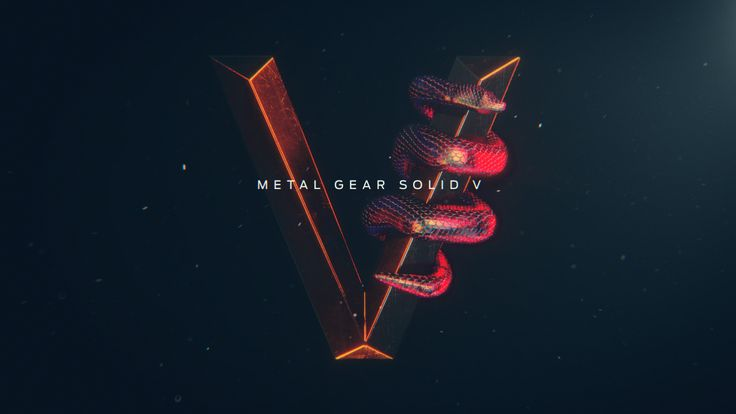"""Check out this @Behance project: """"Metal Gear Solid V"""" https://www.behance.net/gallery/34706061/Metal-Gear-Solid-V"""