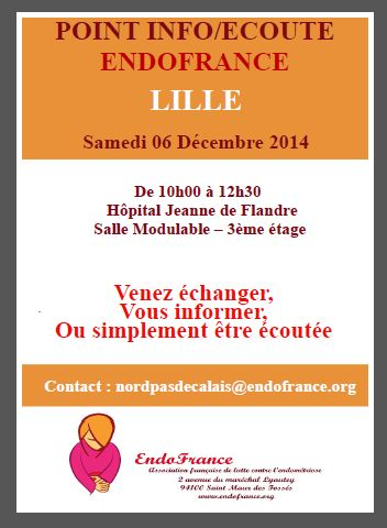 #endometriose #endometriosis #ivf event in Lille, France