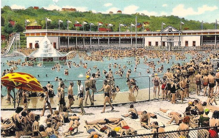 Kennywood park swimming pool my home town - White oak swimming pool opening times ...