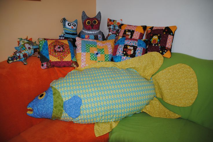 different kinds of pillows