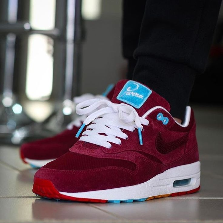 Chubster favourite ! - Coup de cœur du Chubster ! - shoes for men - chaussures pour homme - sneakers - boots - sneakershead - yeezy - sneakerspics - solecollector -sneakerslegends - sneakershoes - sneakershouts - Nike Air Max 1 'Cherrywood'