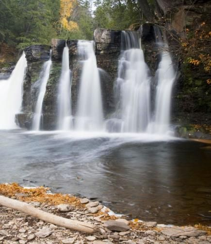 michigan upper peninsula waterfalls - photo #18