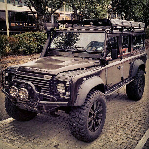 Land rover Defender | Off Road/ Bug Out Vehicles & Mods ...