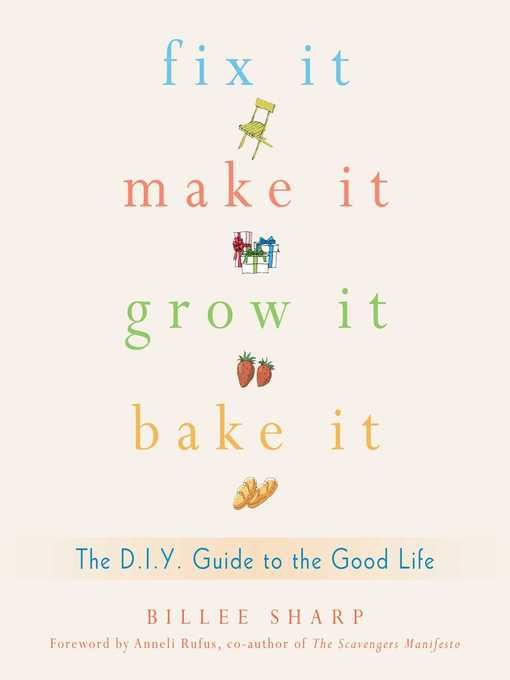 In this D.I.Y. guide to the good life, readers learn how to edit their lives, since in the long run, less is more — pedal now or paddle later! Readers and their families can live more joyfully and far more creatively, all on a dime. The best things in life are free — or very nearly free &#...