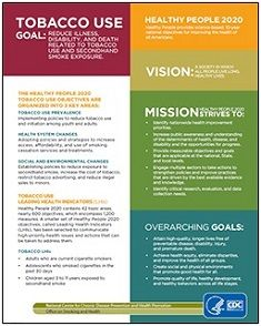 Health Fact Sheet Template   Healthy 2020 Healthy And On