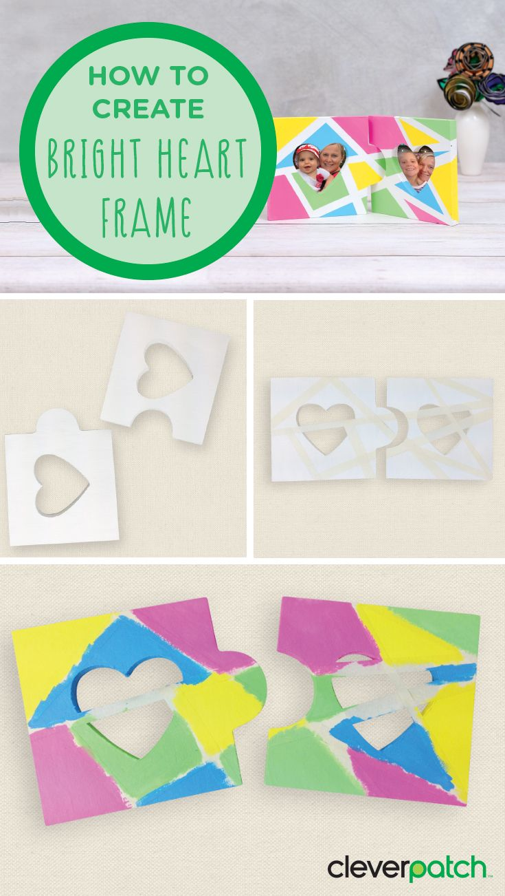 Decorate Our New 3d Wooden Standing Hearts And Create A Beautiful Keepsake That Mum Can Use To Show Off Her Favouri Mothers Day Crafts Frame Stand Crafty Gifts