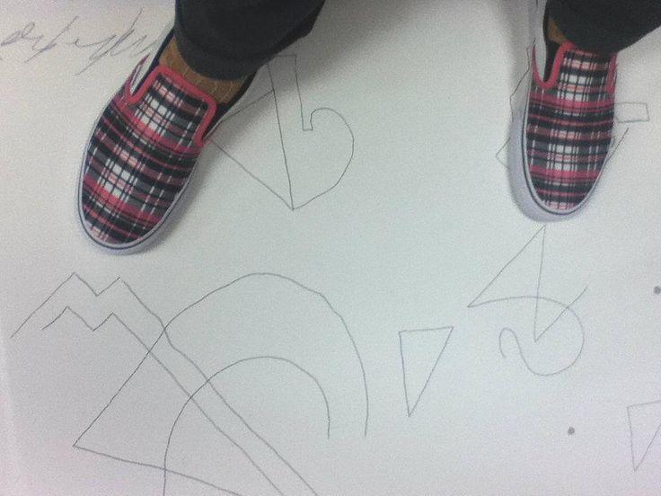 Custom design Vans slip on shoes