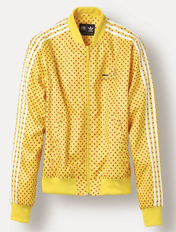 Cultural leader, Pharrell Williams continues exploring his ongoing love  affair with two of adidas\u0027 most celebrated design icons: the Superstar  Track Jacket ...