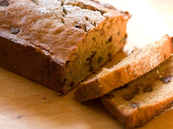 Dark Chocolate Zucchini Bread http://www.prevention.com/food/cook/25-things-you-can-do-with-yogurt/slide/4