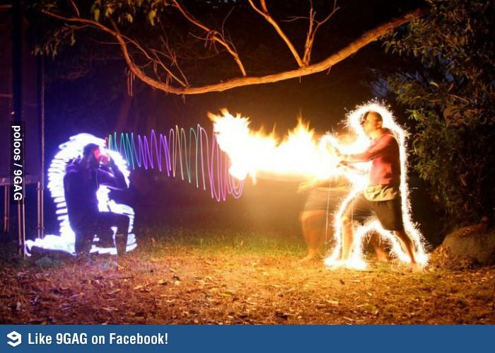 Long Exposure Pictures With Sparklers Photography Pinterest - Fruit provides light for long exposure photographs