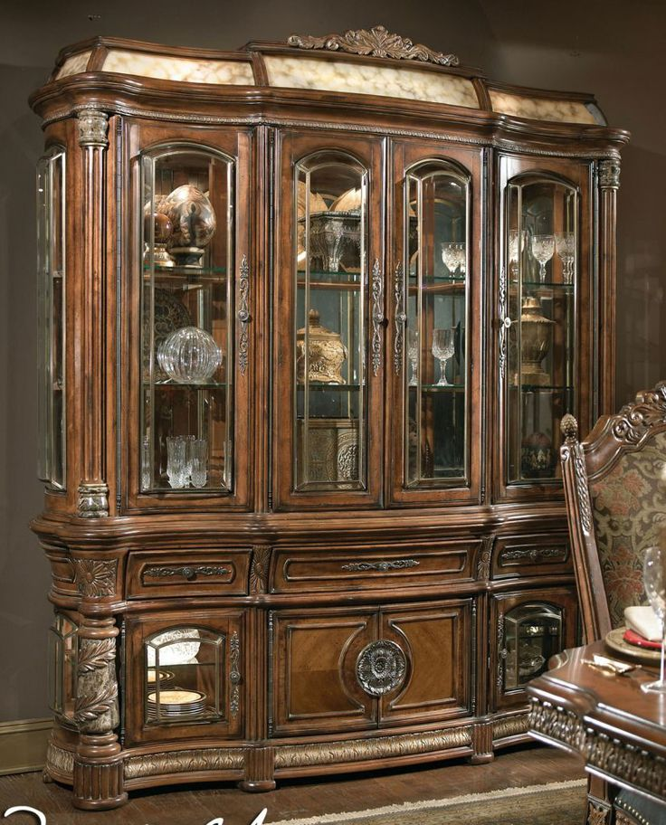 17 Best Images About China Cabinets On Pinterest