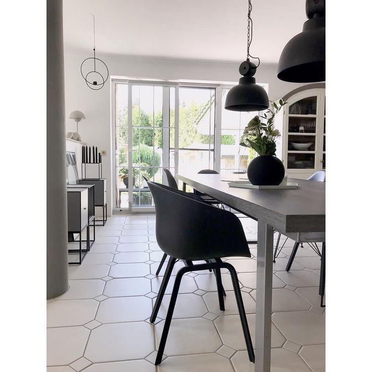 Schwarz Weiß Vorhänge In Einem Modernen Interieur 21: 558 Best Esszimmer Images On Pinterest