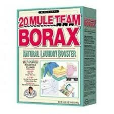 DIY-Using Borax to Remedy Pet Urine on Upholstery or Carpet    This is the ONLY thing I will use for pet accidents now. Dampen the spot and sprinkle with borax. Let it sit over night (keep pets and kids away!) and then vacuum it up. Smells are gone!