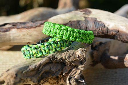 Bright Greens #paracord