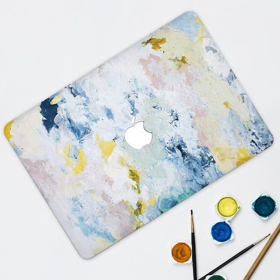 "Water coloured drawing Hard Case Shel A1932 For Apple Mac Macbook 13.3/"" Air"