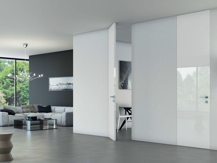 Flush-fitting door WALLDOOR MASSIMA Walldoor Collection by Bertolotto Porte