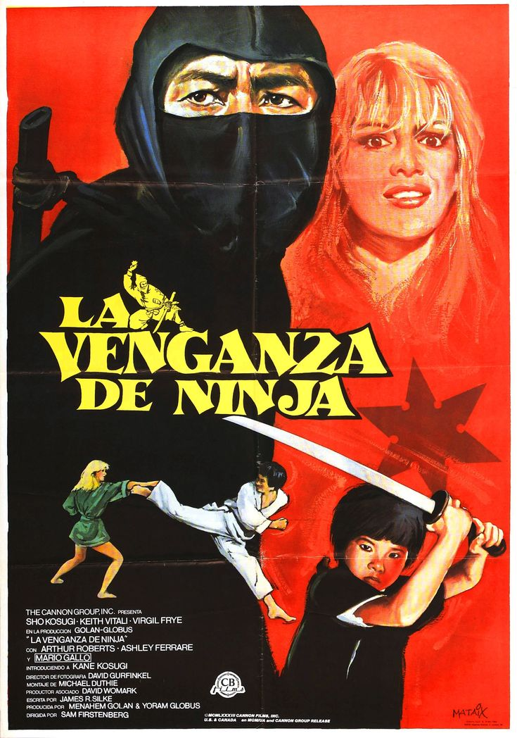 Revenge of the Ninja (1983)                                                                                                                                                                                 More