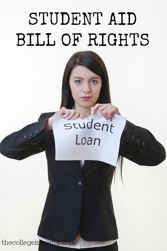615 Credit Score >> Will the Student Aid Bill of Rights Bring the Change We Need | Discover best ideas about ...