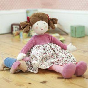 Molly Rag Doll by Ragtales