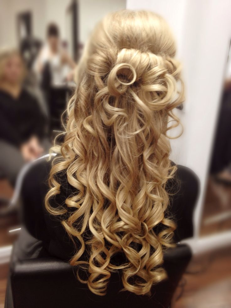 Formal hair/curl style by AmberDavis #subehair