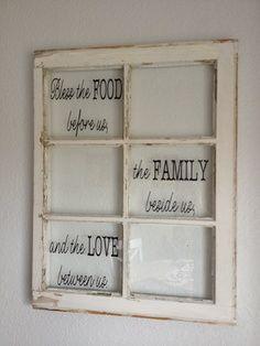 repurpose old windows   My Style: Old Wood Window and Door Ideas