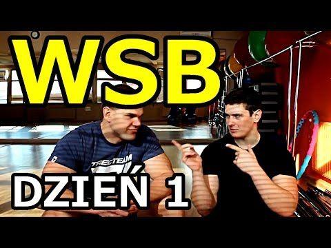 WSB #1 - Dynamiczny przysiad i martwy ciąg (dół) - YouTube