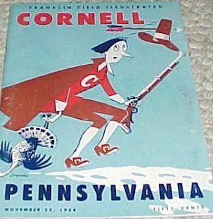 University of Pennsylvania | Vintage College Football Programs ...